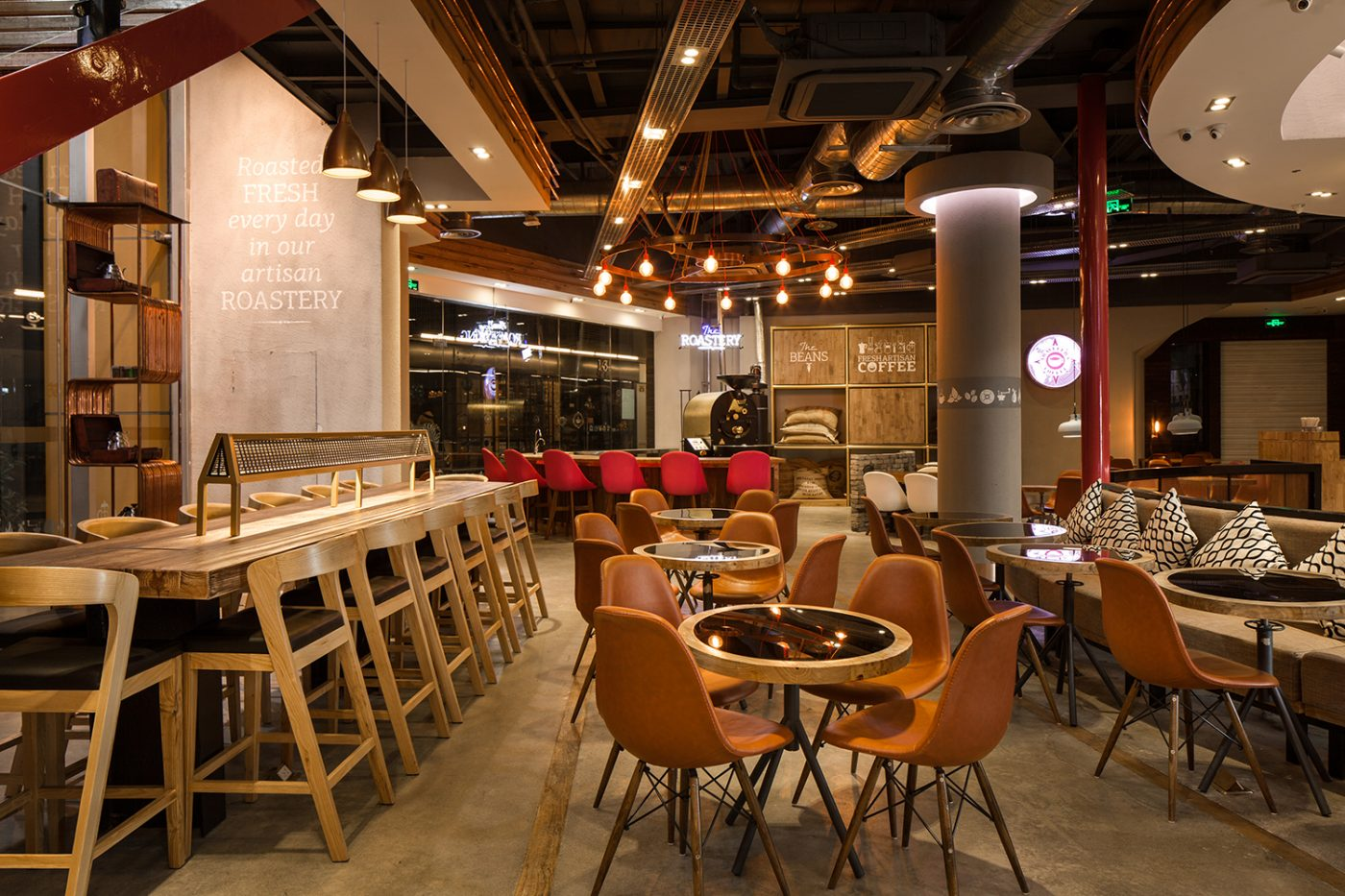 Coffee Shop Interior Design Style