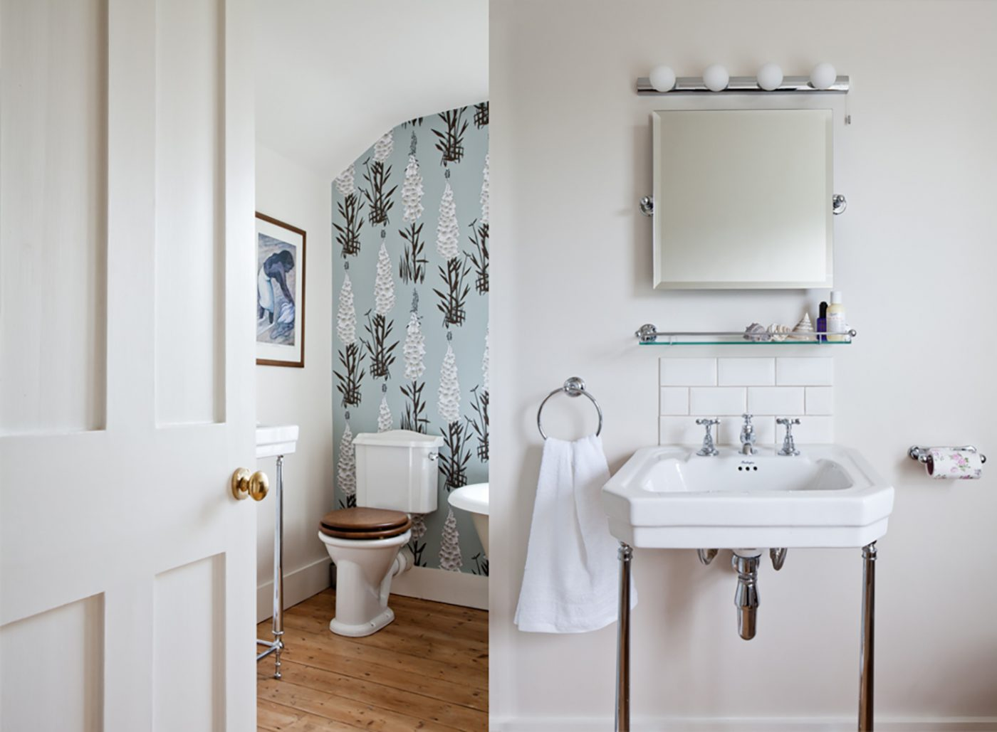 interior-designer-bathroom-washstand-white-feature-wallpaper-suzy ...