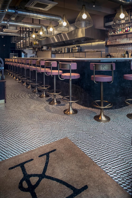 kricketsoholondonbarrestaurantdesignbespokeupstairs bar interiors design 253 design
