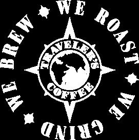 TC Seed Logo Roast Grind Brew Flat white