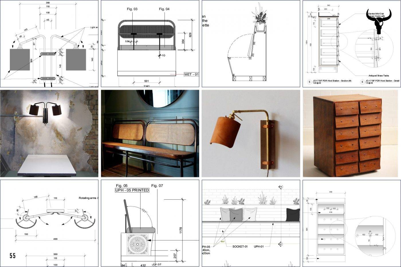 Incroyable Kricket Soho London Cad Detailing Interior Design