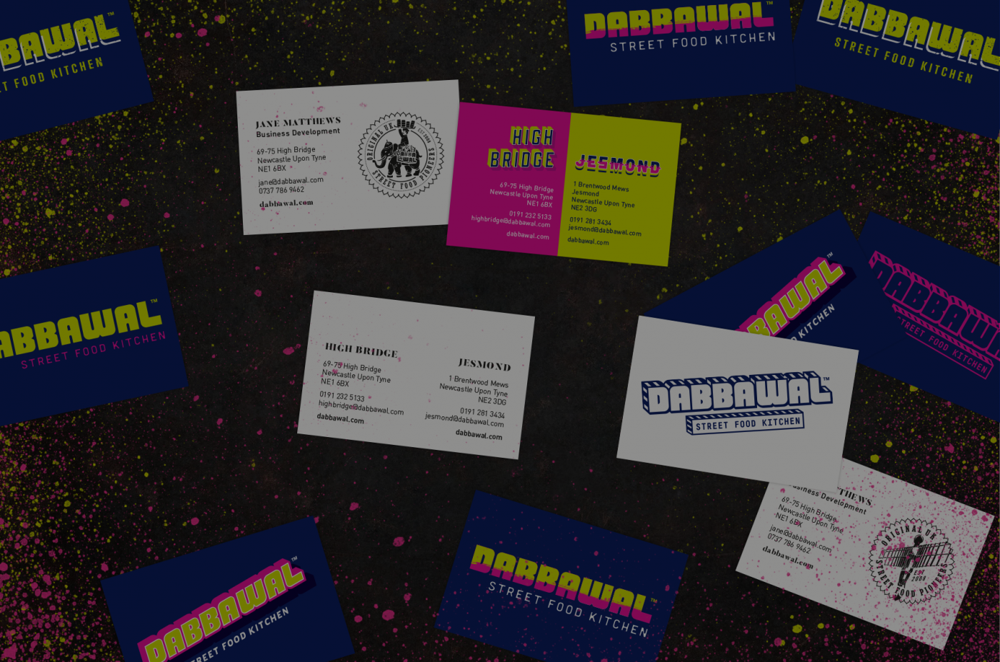 dabbawal-indian-restaurant-newcastle-business-cards-background2 ...