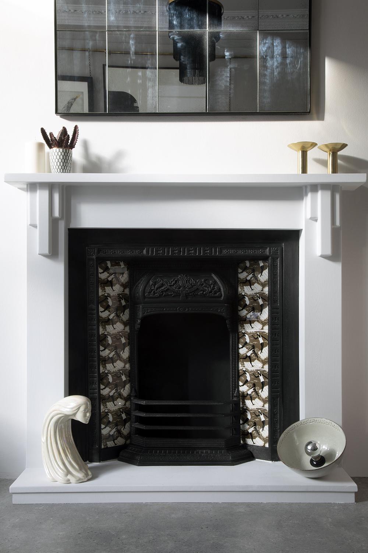 Notting Hill Apartment Interior Designed Luxury Living Room Deco